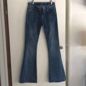 Nordstrom flare jeans